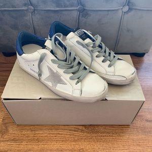 Golden Goose Superstar Sneakers size 37-7 US . NIB